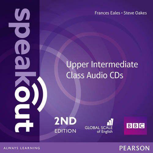 Speakout upper-int class cd(2) 2ed 16