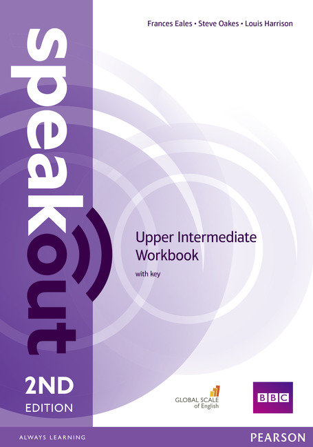 Speakout upper intermediate wb with key 16