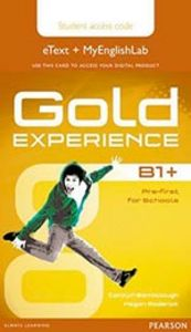 Gold experience b1+ 15 etext myengl.st access card