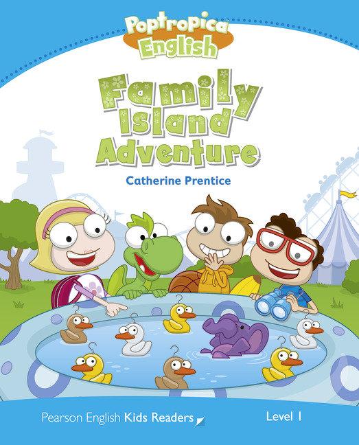 Level 1: poptropica english family island adventure