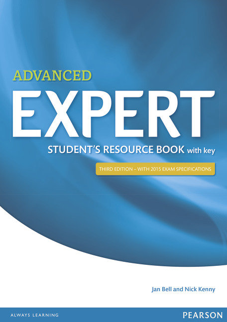 Expert advanced st 15 resource with key