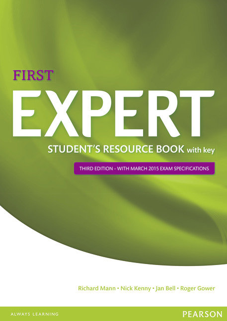 Expert first st 15 resource with key