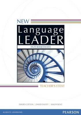 New language leader intermediate teacherïs etext dvd-rom
