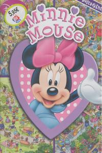 Minnie mouse busca y encuentra