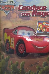 Cars conduce con rayo