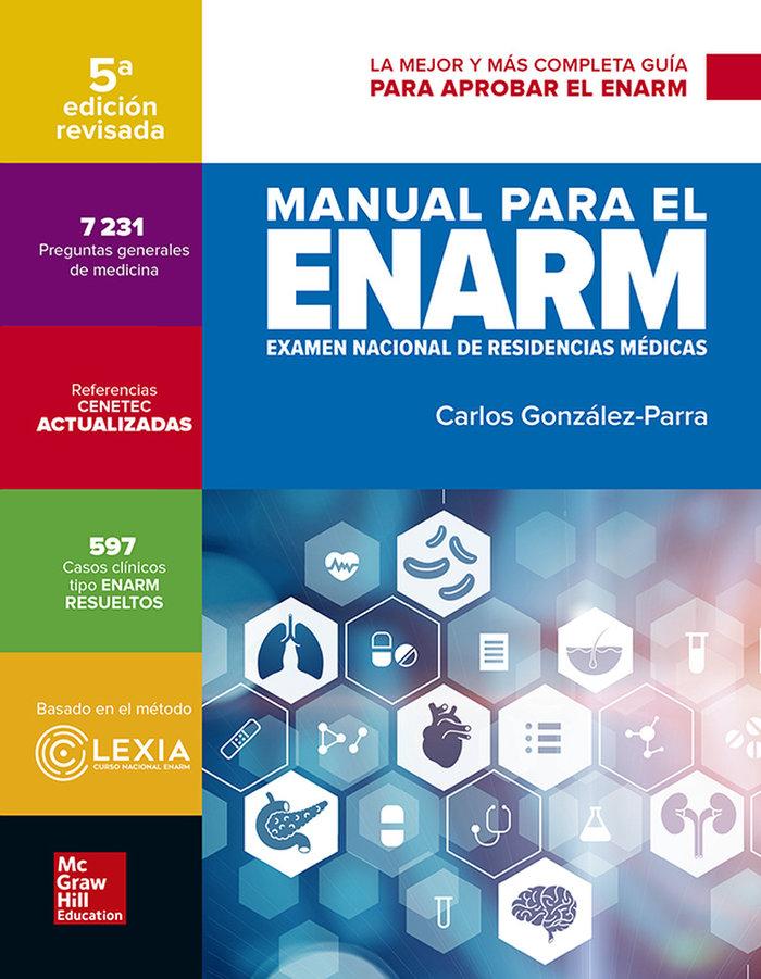 Manual para el enarm (examen nacional residencias medicas)