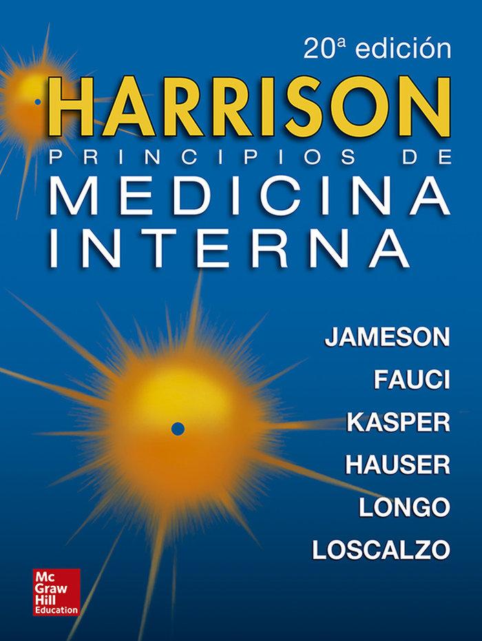Principios medicina interna 20ªed 2v harrison