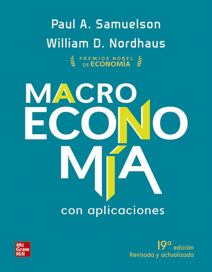 Macroeconomia con aplicaciones ed revisada pack