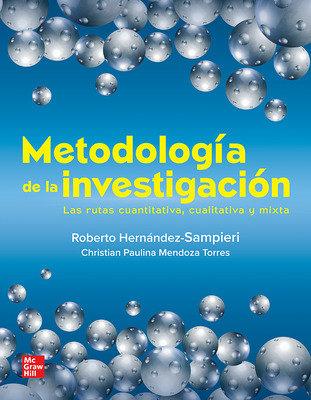 Metodologia investigacion 6ªed. +acceso connet