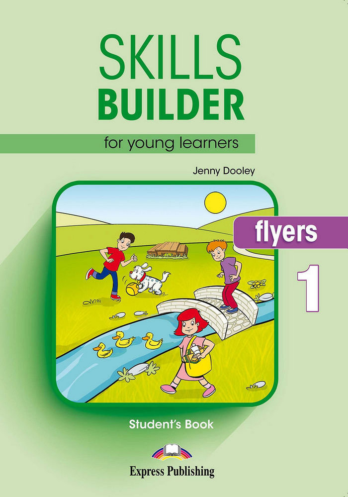 Skills builder for young learners flyers 1 sb 17