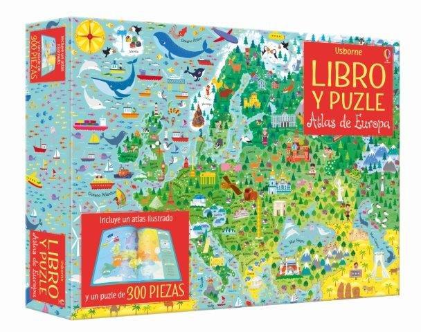Atlas de europa