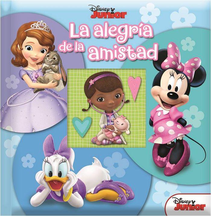 Disney junior la alegria de la amistad