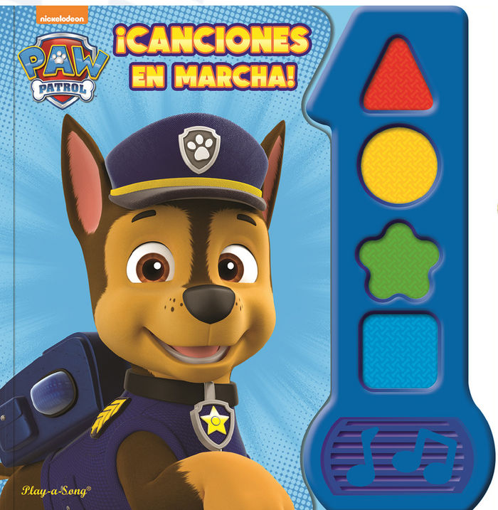 Vamos a cantar con la patrulla canina