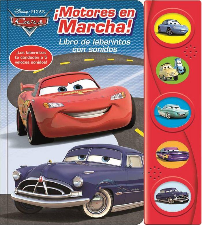 Enciende los motores cars laberinto musical