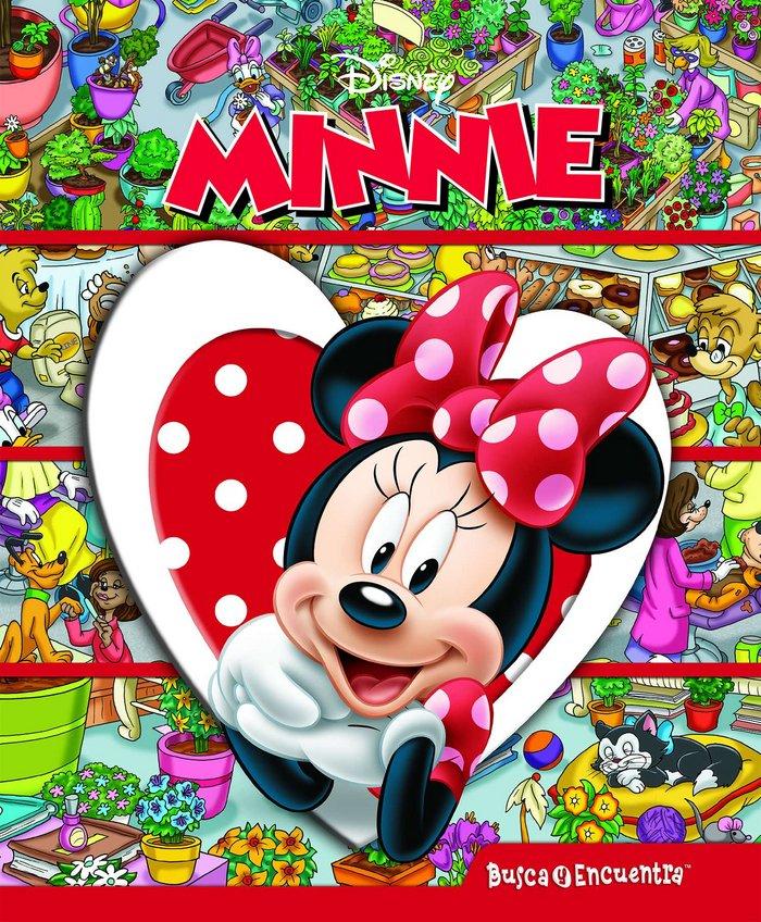 Busca y encuentra minnie