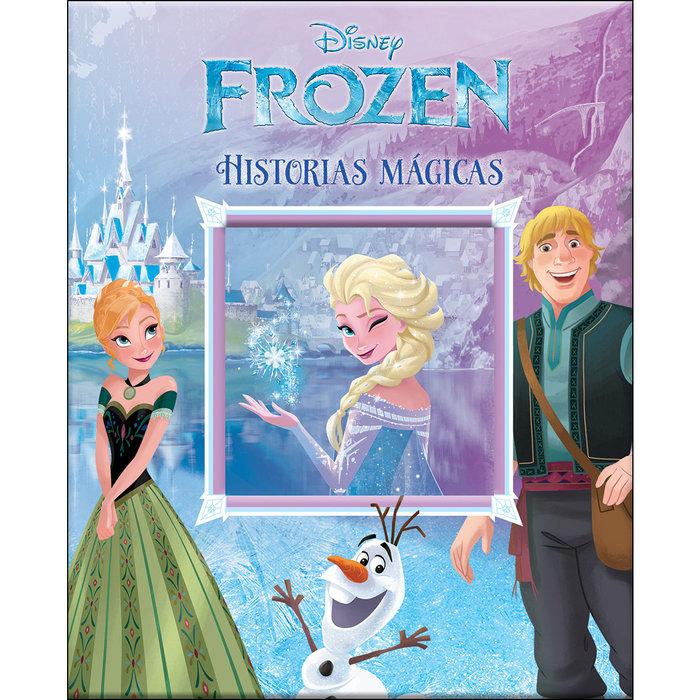 Frozen historias magicas