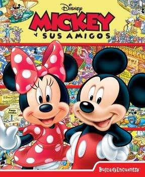 Busca y encuentra mickey mouse rf