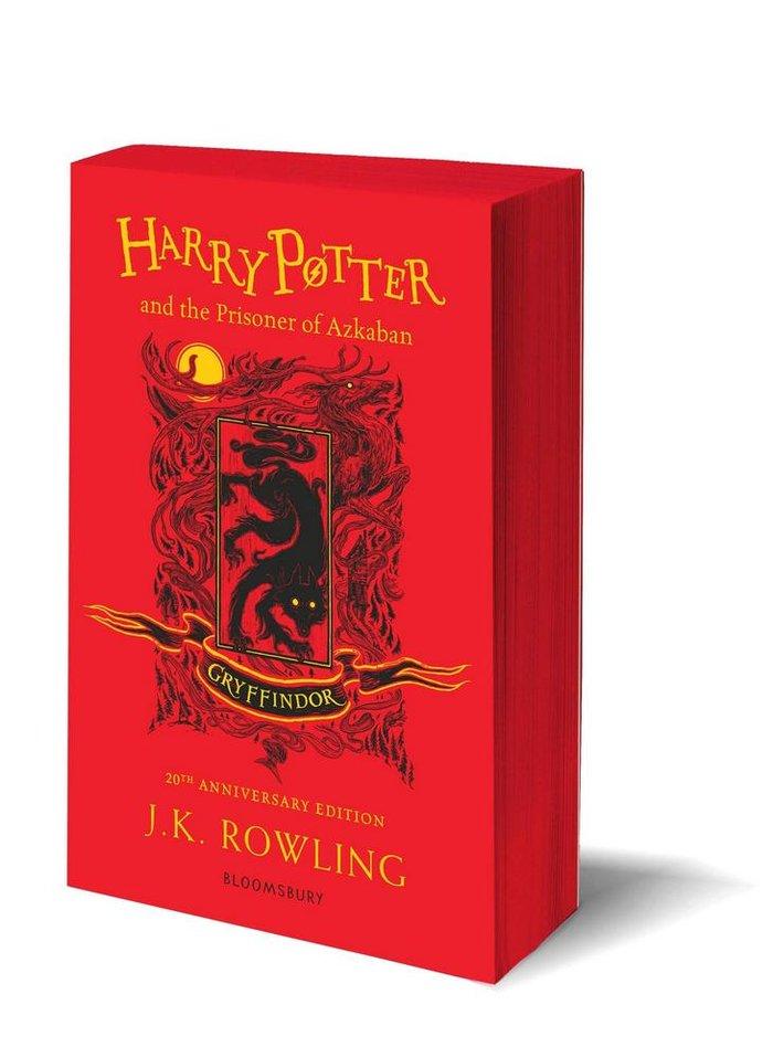 Harry potter 3 - 20 aniv gryffindor