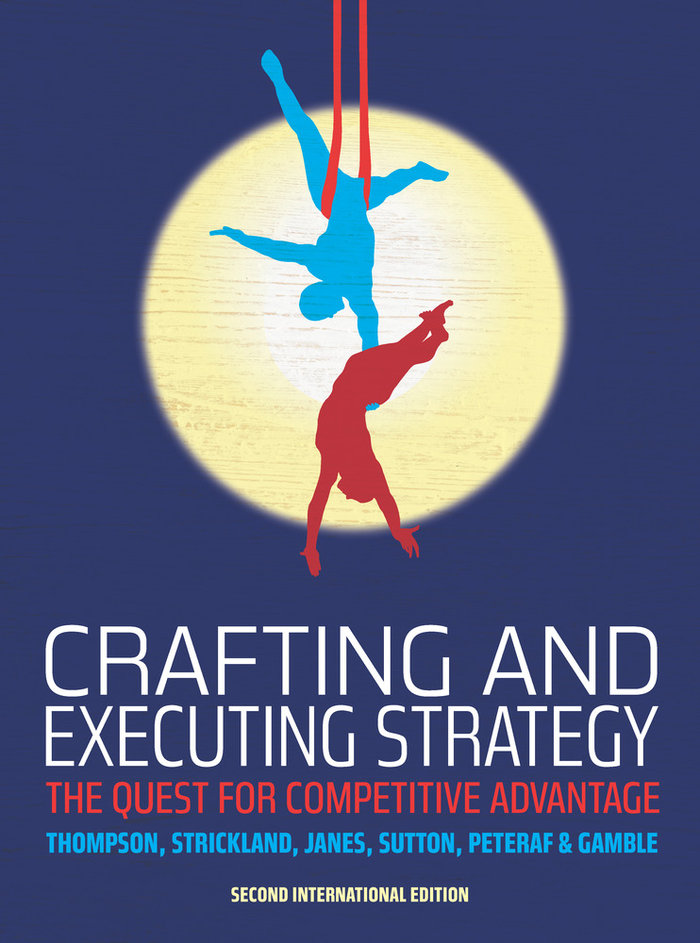 Ebook crafting and executing strategy
