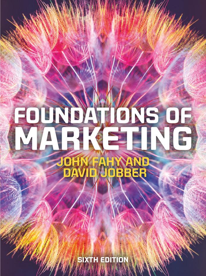Foundations of marketing 6ª ed