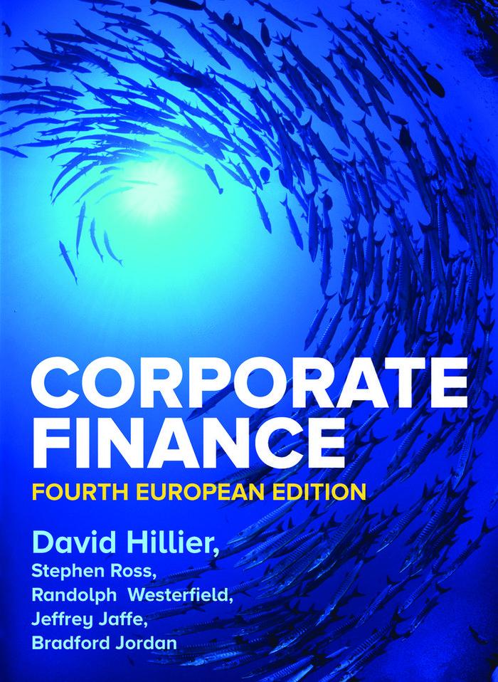 Corporate finance 4ª ed