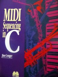 Midi sequencing in c
