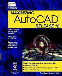 Maximizing autocad rel.12-diskete