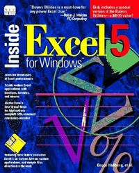 Inside excel 5 windows-dsk