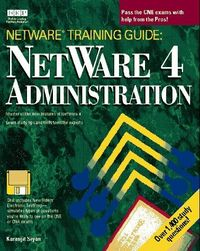 Netware training g.netw.4 adm.dsk