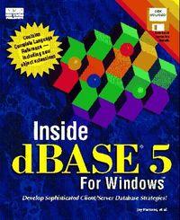 Inside dbase 5 windows bk dsk
