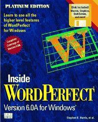 Inside wordperfect 6 windows-dsk
