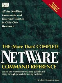 More than complete netware c.ref.