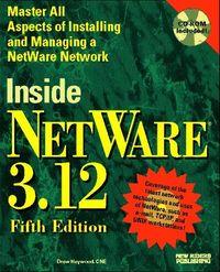 Inside netware 3.12 ( b/cd