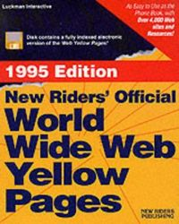 New rider's world wide web yellow page