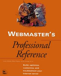 Webmaster's professional reference