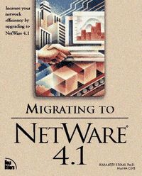 Migrating to netware 4.1