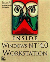 Inside windows nt workstation 4 cd