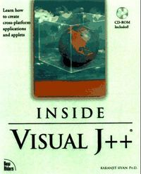 Inside visual j++ b/cd