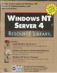Windows nt server 4 recource