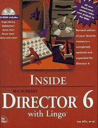 Inside director 6 macromedia with ling