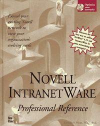 Novell intranetware professional refer