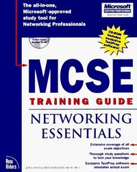 Mcse training guide networking essenti