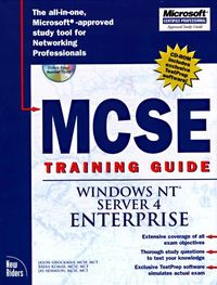 Mcse training guide windows nt server