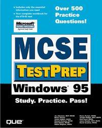 Mcse testprep windows 95
