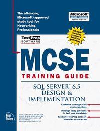 Mcse training g sql server 6.5 design