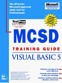 Mcsd training g.ms visual basic 5