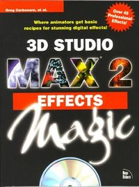 3d studiomax 2 effects magic