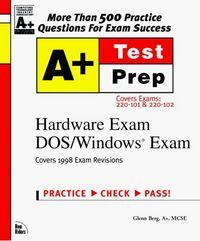 A+ certification testprep