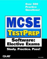 Mcse testprep software elective exams