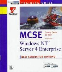 Mcse training g.windows nt server 4 en